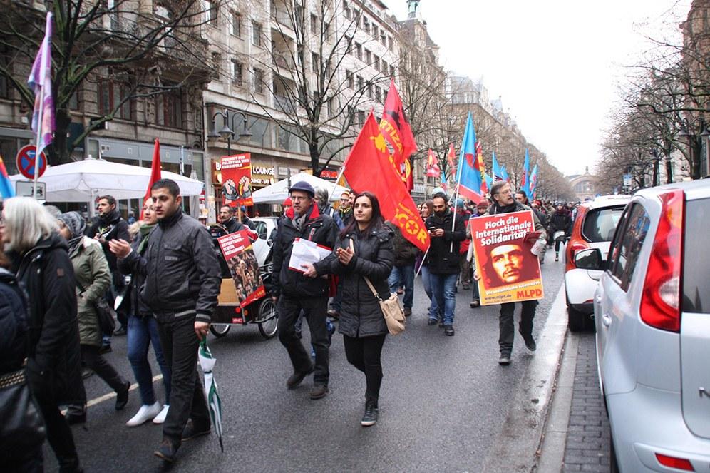 """30. Januar 2016: Tag der offenen Tür im """"Haus der Solidarität"""""""