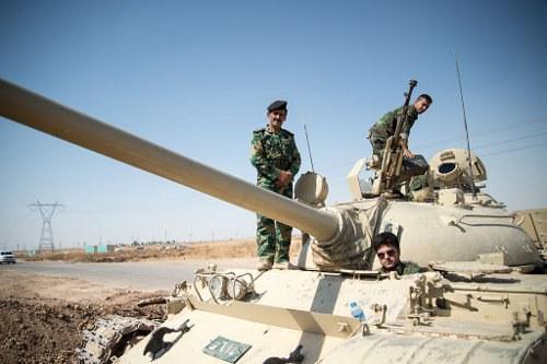 """Stimmungsmache gegen """"die Kurden"""" in bürgerlichen Medien – was steckt dahinter?"""
