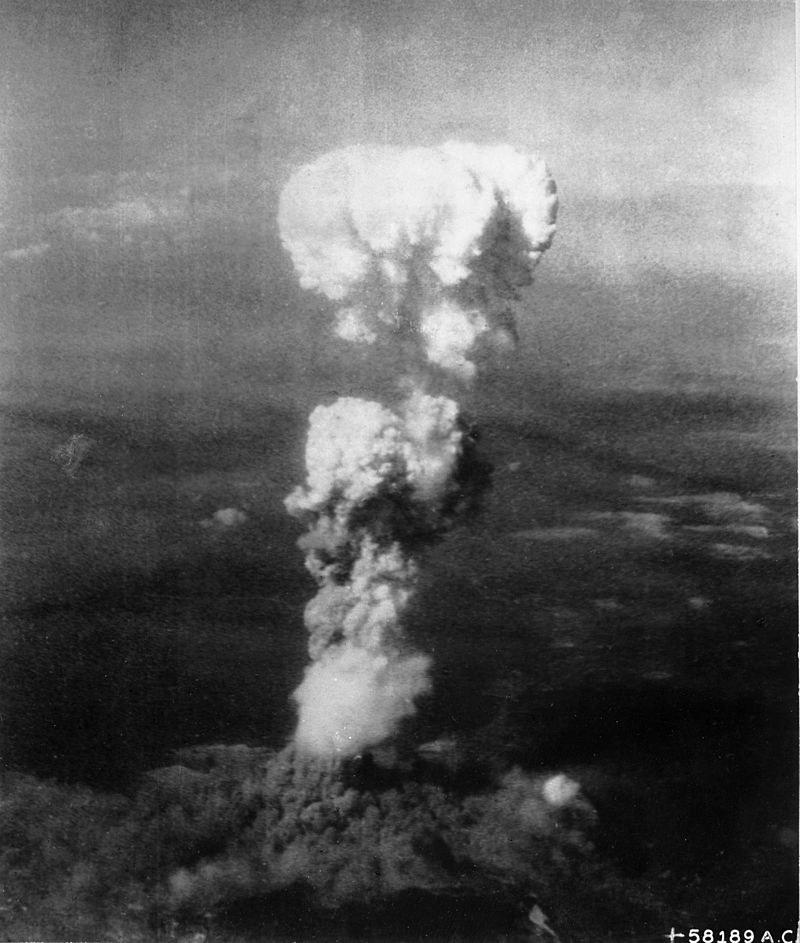 6. August – Jahrestag des Atombombenabwurfs auf Hiroshima