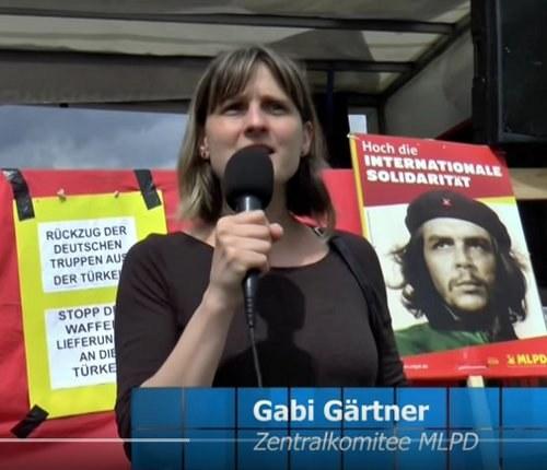 Berichte und Videos zur Demonstration für Demokratie und Freiheit in der Türkei vom 30. Juli