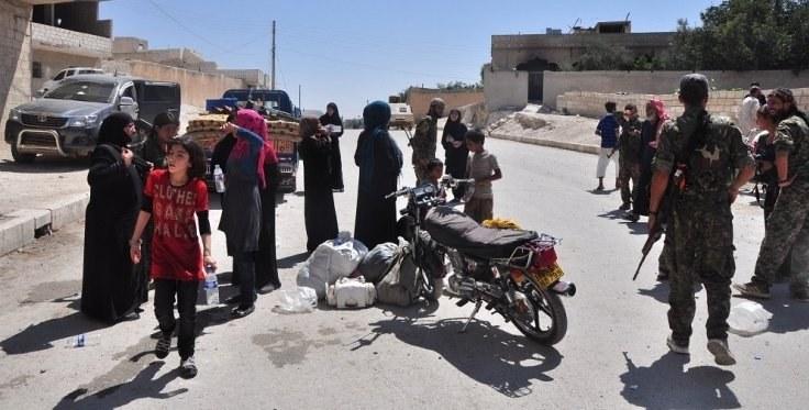 Zuspitzung im Syrien-Krieg