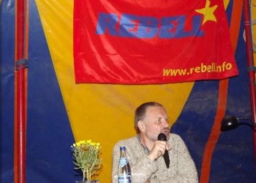 Über 400 Besucher auf der Sommercamp-Veranstaltung des REBELL mit Stefan Engel