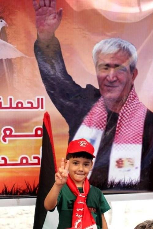 Vorsitzender der Volksfront für die Befreiung Palästinas in Isolationshaft