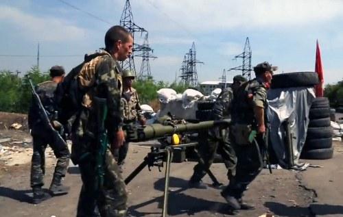 Ukraine-Krise verschärft sich