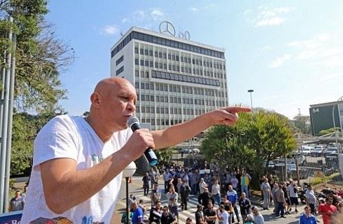 Daimler bereitet Massenentlassung in Brasilien vor