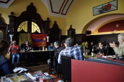 Erfolgreiche antifaschistische REBELL-Veranstaltung in Hildburghausen