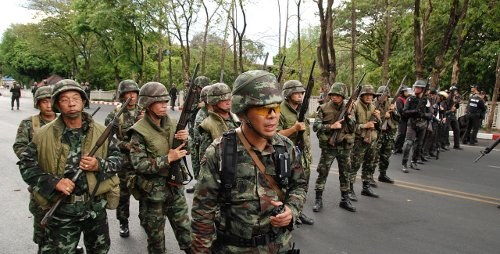 Militärjunta in Thailand lässt über neue Verfassung abstimmen