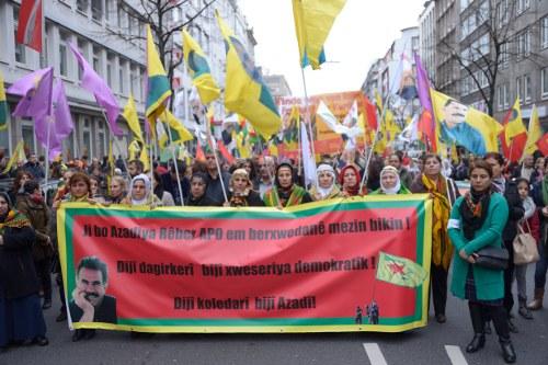 """NAV-DEM ruft zu Demonstrationen auf """"Für die Freilassung von Abdullah Öcalan"""""""