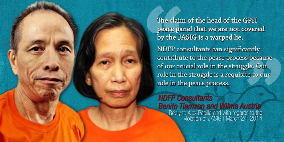 Namhafte politische Gefangene auf den Philippinen freigelassen