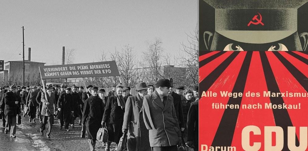 Vor 60 Jahren: KPD-Verbot