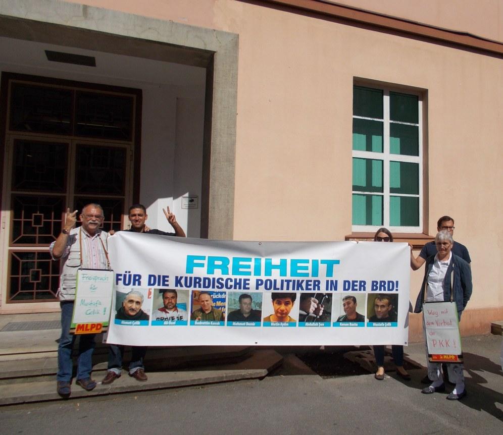 Kurdischer Aktivist Mustafa Celik verurteilt