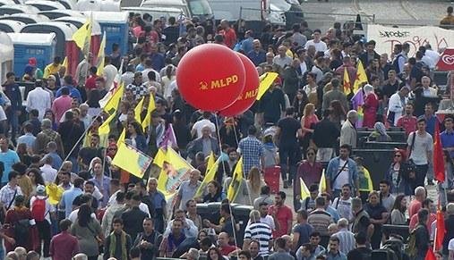 Köln: Begeisterndes kurdisches Kulturfestival!