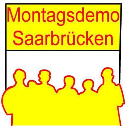 """Montagsdemo Saarbrücken: """"Zwölf gute Gründe, weiterzumachen, bis Hartz IV fällt!"""""""