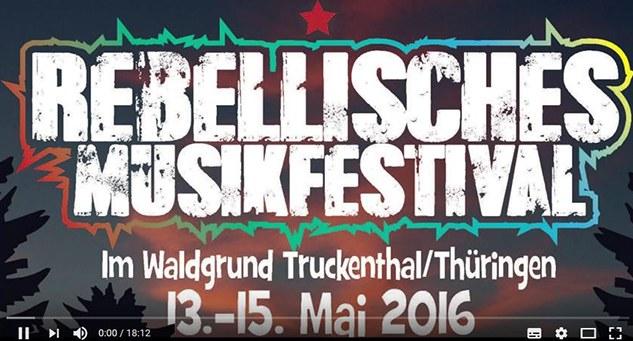 Rebellisches Musikfestival: Neues Video online