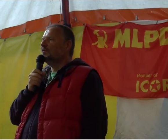 """Stefan Engel: """"Kriege, Umweltkrise, Flüchtlingsströme - warum der echte Sozialismus die einzige Alternative ist"""""""