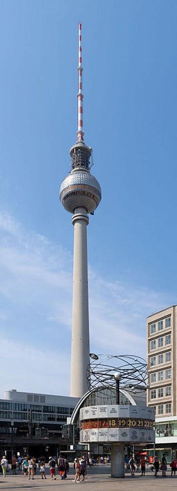 Berlin: Touristische Highlights vom Brandenburger Tor bis zum Alex
