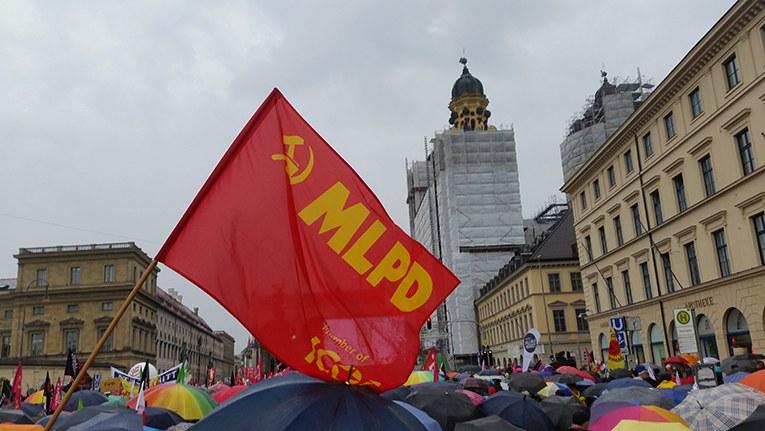 Landesleitung MLPD Bayern: Offener Brief an Demo-Organisatoren