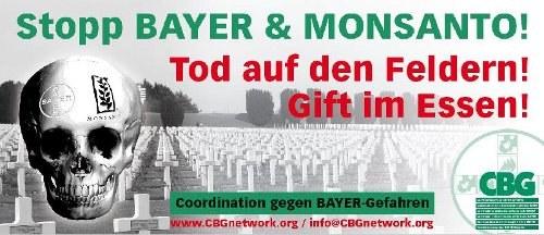 Monsanto-Übernahme durch Bayer: Welternährung als Spielball der internationalen Monopole