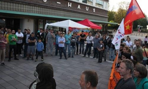 Protest gegen die Wohnsitzauflage verstärkt sich! Auf zur regionalen Montagsdemo am 26. September nach Gelsenkirchen!