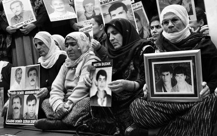 """Samstagsmütter: """"Wo sind unsere Verschwundenen?"""""""
