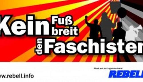 Dresden: Staatsapparat verharmlost faschistischen Hintergrund