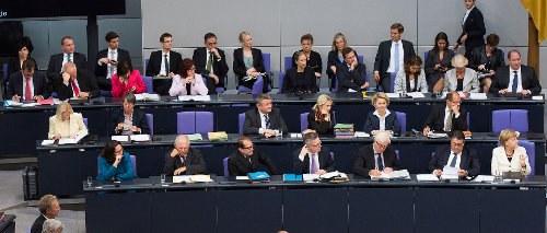 Koalitionsvereinbarung verschärft Asylgesetze