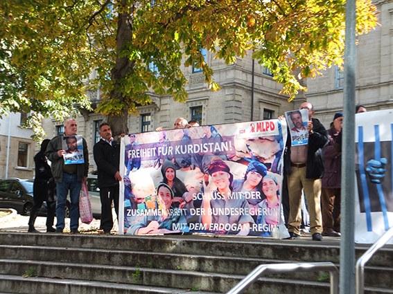 Ali Özal in Stuttgart zu einer Freiheitsstrafe von drei Jahren und sechs Monaten verurteilt