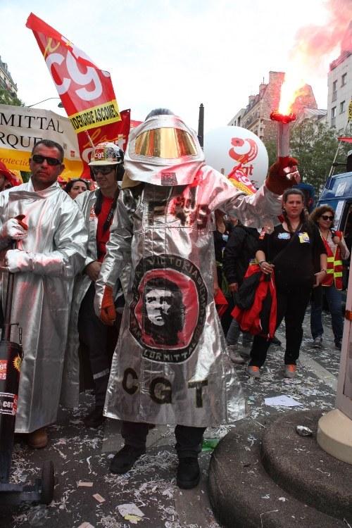 Frankreich: Proteste gegen Repression