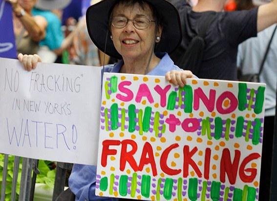 """Kritik an Fracking auf Betriebsversammlung """"geschäftsschädigend""""?"""