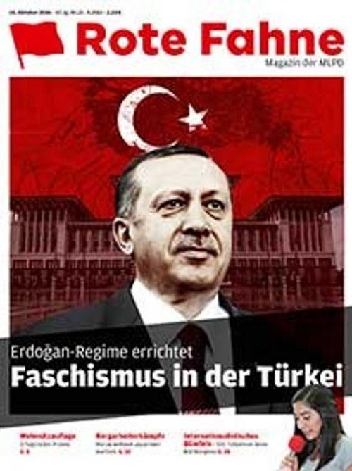 Rote Fahne-Magazin zum Faschismus in der Türkei stößt auf großes Interesse