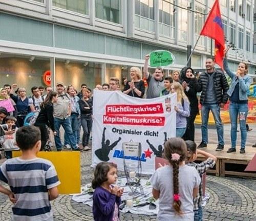 AUF-Stadtverordnete Monika Gärtner-Engel klagt gegen die Gelsenkirchener Polizeipräsidentin