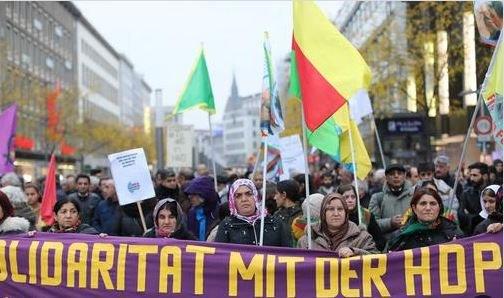 Sofortige Freilassung der HDP-Bürgermeister von Diyarbakir/Türkei!