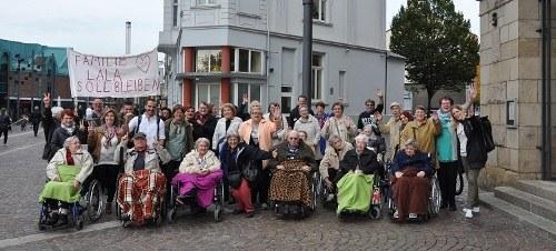 """Gelsenkirchen: """"Familie Lala muss bleiben!"""""""