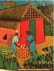 Haiti: Weltfrauen in Europa und Weltfrauen in Haiti eint ein schwesterliches Band