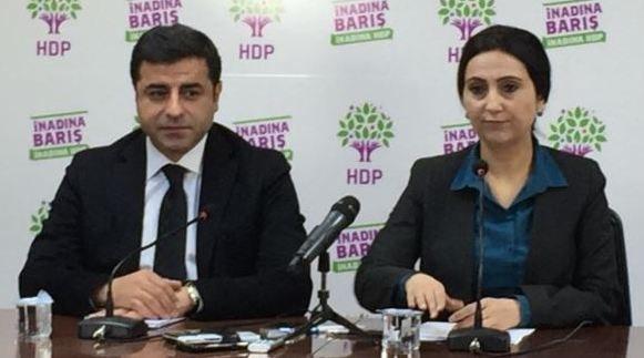 Vorsitzende der HDP in der Türkei verhaftet