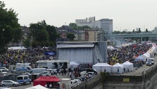 Sofortige Freilassung  aller verhafteten HDP-Abgeordneten! - Großkundgebung am Samstag in Köln