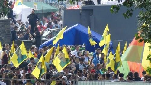 """Zweite Aktion """"Gegen den Ulmer Strafbefehl"""" wurde zum Massenprotest"""
