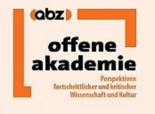 Offene Akademie mit Herbsttagung vom 25. bis 27. November im ABZ Süd