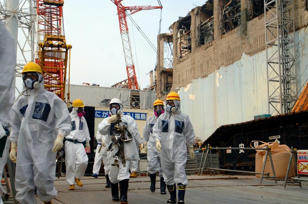 Wieder Erdbeben bei Fukushima - erneute Atomkatastrophe jederzeit möglich