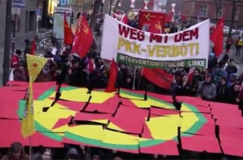 Bundesweiter Aktionstag gegen das PKK-Verbot am 26. November