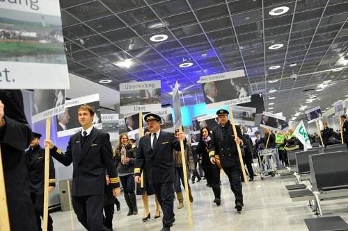 Vereinigung Cockpit: Streik bei der Lufthansa wird Donnerstag fortgesetzt