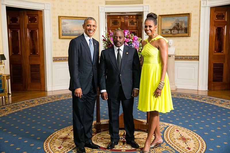 "Wahlen im Kongo: ""Kabila dégage – Kabila hau ab!"""