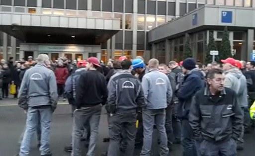 "Kampf um jeden Arbeitsplatz statt ""stiller Protest"""