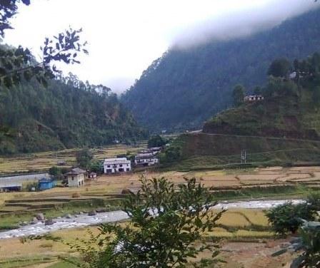 """""""Namaste"""" aus Machchhi in Nepal"""