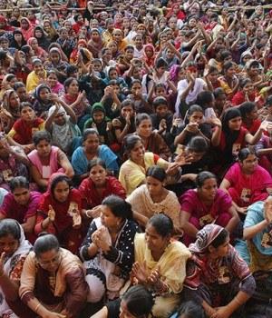 Bangladesch: Millionenstarke Bewegung der Textilarbeiterinnen kämpft für Mindestlohn