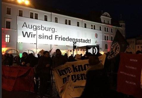 Breiter Protest gegen Auftritt von Frauke Petry (AfD)