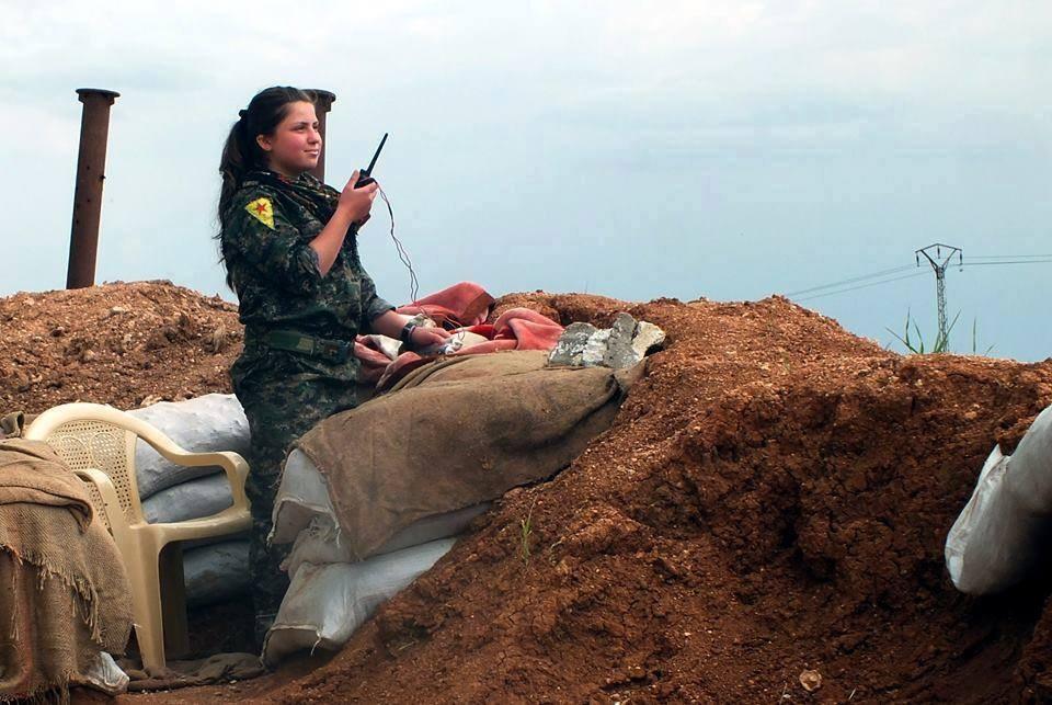 Sofortiges Ende der türkischen Militärübergriffe auf kurdische Gebiete in Syrien!