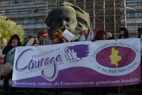 25 Jahre Frauenverband Courage - Herzlichen Glückwunsch!