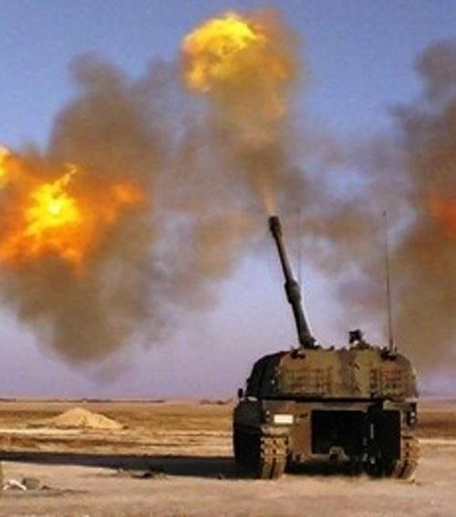 Türkisches Militär intensiviert Angriffe auf YPG/YPJ