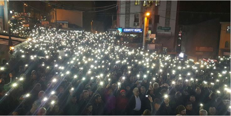 Artvin/Türkei: Aktiver Widerstand gegen geplante Goldmine und Staatsterror